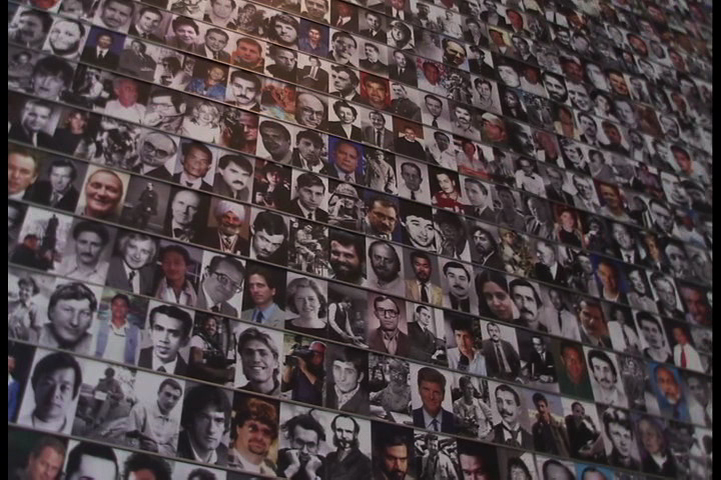 Newseum, Washington DC - Memorial of Journalists Killed